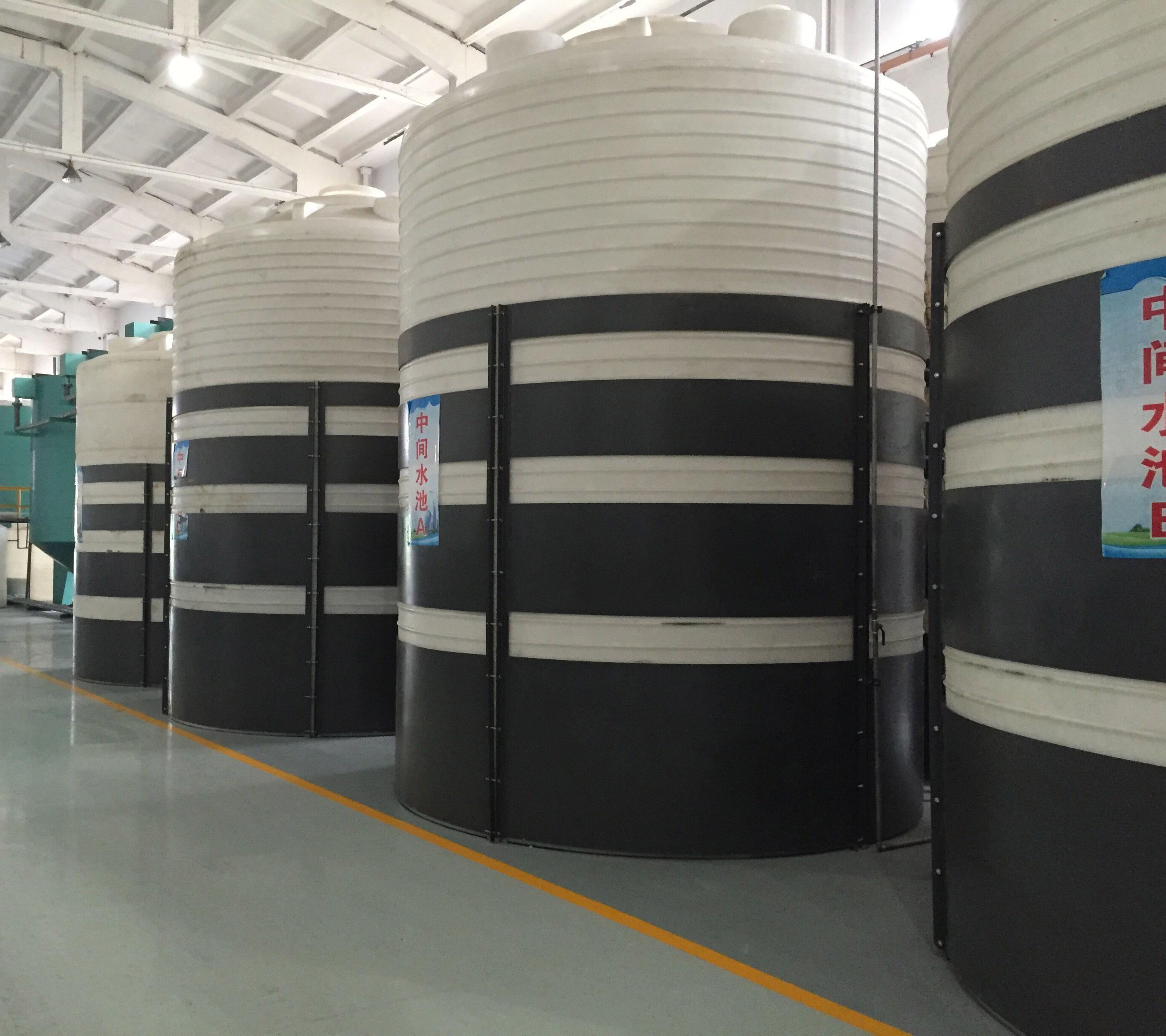 40吨平底储罐
