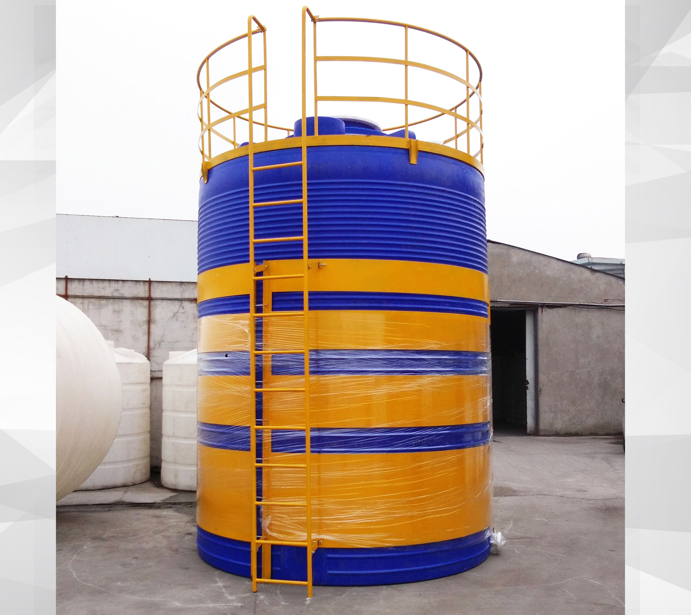 20吨平底储罐